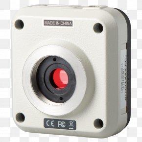 Usb Microscope Camera - Digital Microscope Motic Moticam 10+ Digital Camera Kit 10 Megapixels USB Microscope PNG