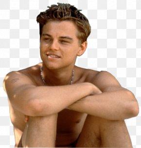 Leonardo DiCaprio - Barechestedness Body Man Boy PNG