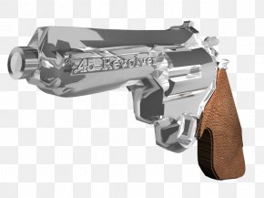 Weapon - Trigger Firearm Art Revolver Weapon PNG