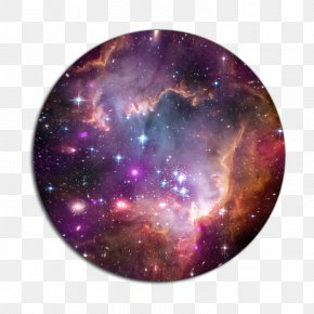 Watercolor Star - Orion Arm Galaxy Outer Space Milky Way PNG