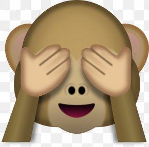 Monkey Best Clipart - Pile Of Poo Emoji WhatsApp Sticker Smiley PNG