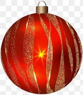 Christmas Ball Transparent Clip Art - Christmas Ornament Clip Art PNG