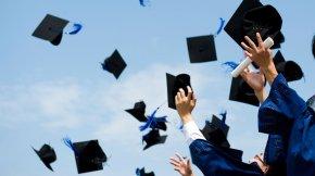 Graduated - Graduation Ceremony High School National Secondary School Graduate University Student PNG