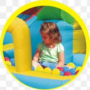 Child - Inflatable Bouncers Child Game Istana Balon PNG