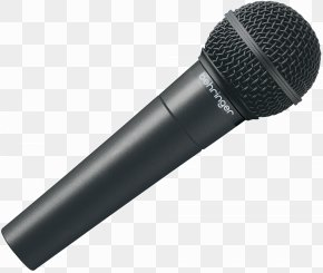 Microphone - Microphone Stands Behringer Cardioid Human Voice PNG