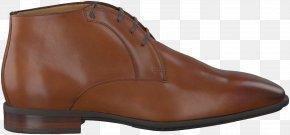 Cognac - Footwear Boot Shoe Leather Brown PNG