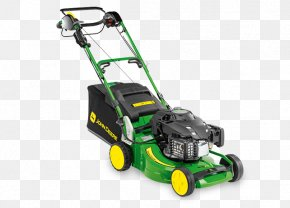 Tractor - John Deere Lawn Mowers Mulch Tractor Agricultural Machinery PNG