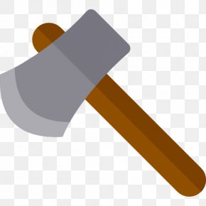 Ax - Carpenters Axe Icon PNG