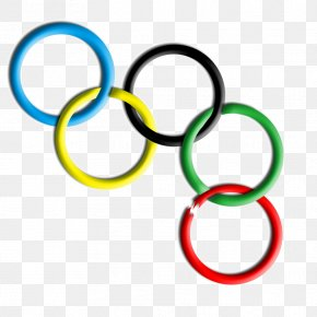 Ring - Olympic Games 2014 Winter Olympics Olympic Symbols Clip Art PNG