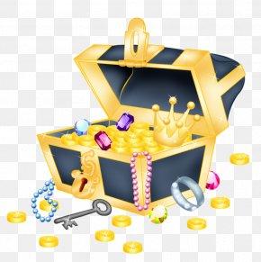 A Jewelry Box - Piracy Vecteur PNG