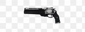 Destiny - Trigger Firearm Airsoft Guns Revolver Gun Barrel PNG