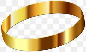 Ring - Ring Stainless Steel Gold Clip Art PNG