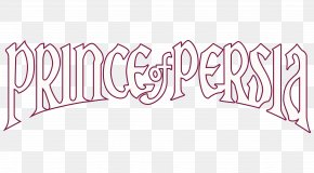 Prince Of Persia - Super Nintendo Entertainment System Prince Of Persia Calligraphy Video Game Font PNG