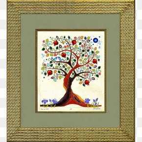 Hand-painted Trees - Tree Of Life R. Michelson Galleries Celtic Sacred Trees PNG