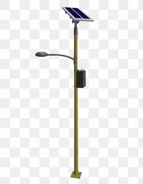 Light - Solar Street Light Solar Lamp Lighting PNG