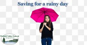 Rainy Day - Magenta Purple Violet Clothing Accessories Umbrella PNG