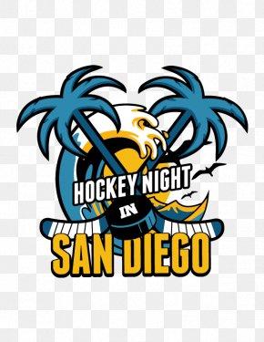 San Diego Gulls - San Diego Gulls Ice Hockey Tucson Roadrunners Logo PNG