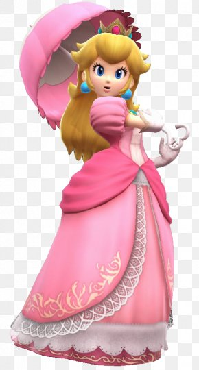 Princess Peach Pic - Super Smash Bros. For Nintendo 3DS And Wii U Mario Party 9 Super Mario Sunshine Super Princess Peach Mario Kart DS PNG