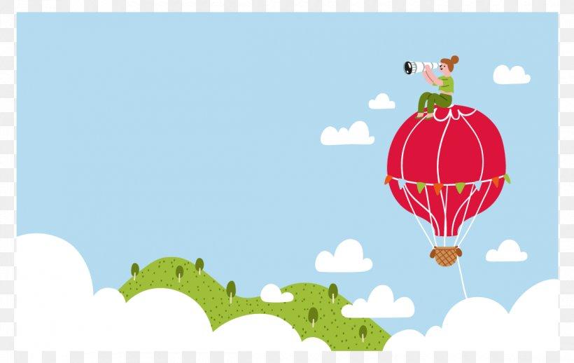 Clip Art Hot Air Balloon Vector Graphics Royalty-free, PNG ...
