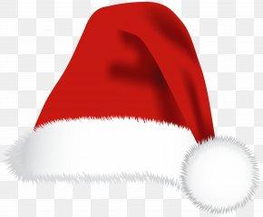 Santa Hat Clip Art Image - Santa Claus Hat Christmas Cap PNG