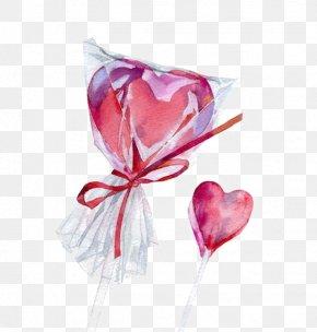 Drawing Lollipop - Lollipop Fruit Preserves Sugar PNG