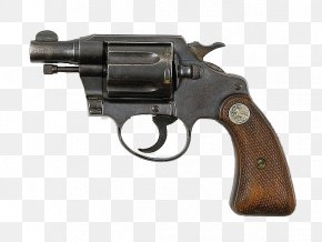 Handgun - Bonnie And Clyde Firearm Pistol Colt Detective Special Gun PNG