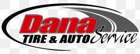 Car Tire Repair - Dana Tire & Auto Service Car Motor Vehicle Service Automobile Repair Shop Maintenance PNG