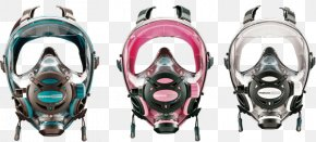Diving Snorkeling Masks - Diving & Snorkeling Masks Full Face Diving Mask Underwater Diving PNG