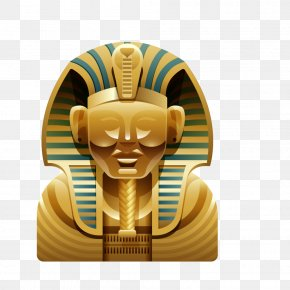 Egyptian Pharaohs Like Vector Material - Ancient Egypt Egyptian Language Illustration PNG