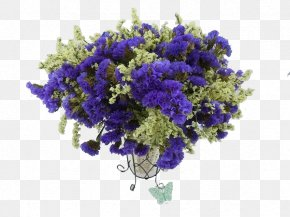 Lavender Bouquet - Floral Design Lavender Flower Bouquet PNG