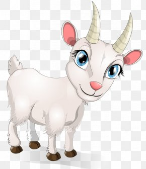 Oveja - Goat Sheep Clip Art PNG