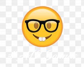 Emoji - Emoji Domain T-shirt Nerd PNG
