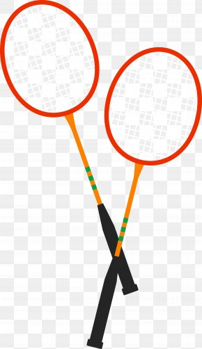 Badminton - Badmintonracket Badmintonracket Tennis Net PNG