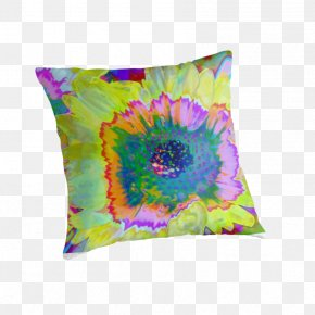 Pillow - Cushion Throw Pillows Dye PNG
