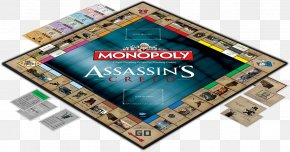 Monopoly Money - Monopoly Assassin's Creed Unity Assassin's Creed II Assassin's Creed Syndicate PNG