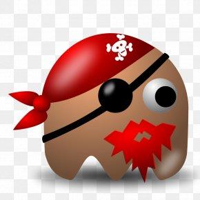 Man Cartoon - Pac-Man Piracy Arcade Game International Talk Like A Pirate Day Video Game PNG