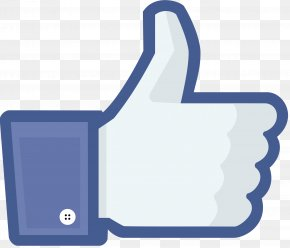 Facebook Like Clipart - Facebook Like Button Facebook Like Button Brand Page Social Media PNG