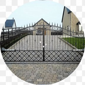 Fence - Fence Gate Wrought Iron Android PNG