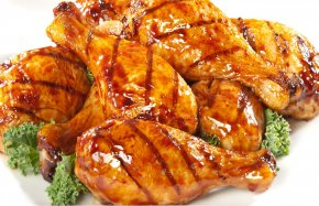 Chicken - Buffalo Wing Roast Chicken Barbecue Chicken Chicken Meat PNG