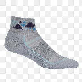 Tear Drop. - Crew Sock Merino Icebreaker Shoe PNG