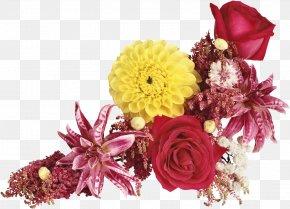 Flower - Flower Bouquet Cut Flowers Floral Design Nosegay PNG