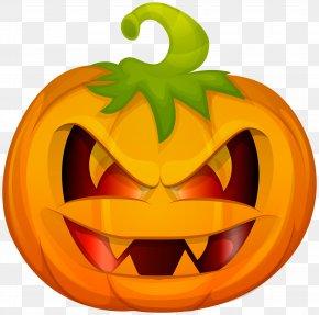 Halloween Pumpkin PNG Clip Art - Jack-o'-lantern Calabaza Pumpkin Halloween Clip Art PNG