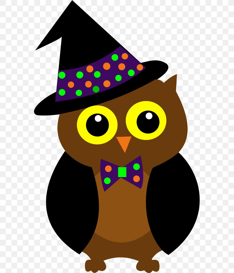 Clip Art Owl Borders And Frames Image Vector Graphics, PNG, 581x956px, Owl, Beak, Bird, Bird Of Prey, Borders And Frames Download Free