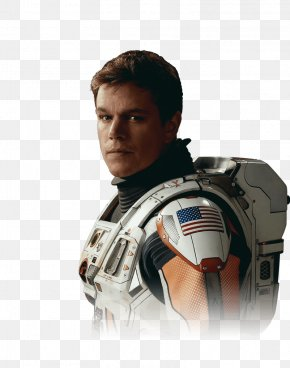 Matt Damon The Martian Mark Watney PNG