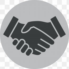 Handshake Icon - Vector Graphics Royalty-free Image Icon Design PNG