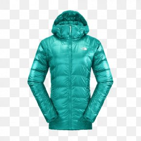 THE,NORTH,FACE / North,Real Female Models Hooded Down Jacket - Hoodie The North Face Down Feather Clothing Outerwear PNG