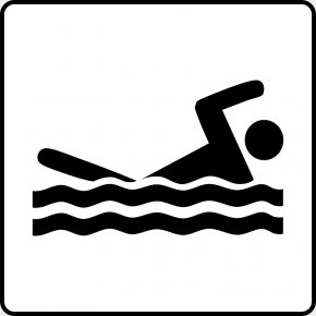 Campfire Icon - Swimming Pool Clip Art PNG