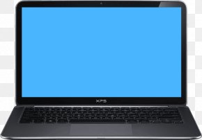 Laptop - Netbook Computer Hardware Laptop Personal Computer Output Device PNG