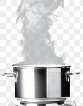 Soup Pot Steam PNG