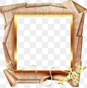 Picture Frame Wood - Wood Frame Frame PNG